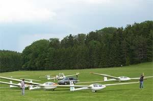 flugzeugstarts